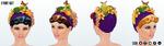 BrazilianDay - Fruit Hat