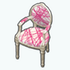 UptownSpin - Pink Pop Chair
