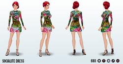 Socialite - Socialite Dress