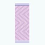 CafeRaffle - Pink Zig Zag Wallpaper