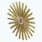 PalmSpringsModernismDecor - Sunburst Clock