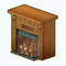 CraftsmanCharmDecor - Tiled Fireplace