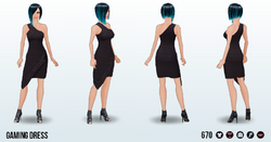 ExtraLife - Gaming Dress