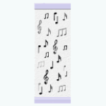 TangoLesson - Music Notes Wallpaper