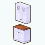 WhiteKitchenDecor - White Kitchen Cabinets
