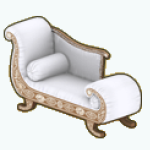 GirlOfPearlDecor - Nymph Chaise
