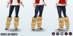 SkiTrip - Apres Ski Boots