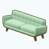 MintGreenDecor - Mint Couch
