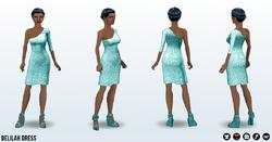 Career - Delilah Dress