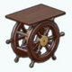 SailingLessons - Starboard Side Table