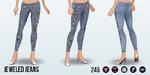 EasterEggsOfUkraine - Jeweled Jeans