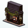 12DaysOfCityGirl - Regal Fireplace