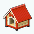Decor - Tan Dog House