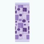 CafeRaffle - Retro Geo Wallpaper