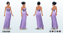 Prom - Lydia Gown