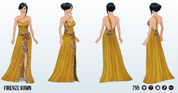TuscanSunSpin - Firenze Gown