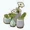 OrigamiHouseDecor - Valleys Vase Set