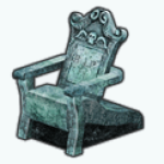 RestInPeaceSpin - Tombstone Chair