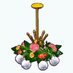 TheVault - Summer Blooms Chandelier
