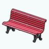 VeniceDecor - Park Bench