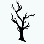 GothicDecor - Spooky Tree Decal