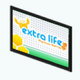 ExtraLife - Extra Life Poster