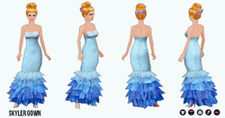 Prom - Skyler Gown