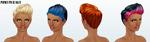 DareDay - Punky Pixie Hair