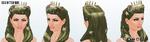 AMermaidTale - Sea Witch Wig