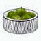 ModernOrganicDecor - Organic Apples