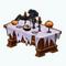 HauntedMansionDecor - Halloween Table