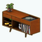PalmSpringsModernismDecor - Off the Record Credenza