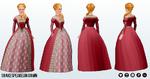 ShakespeareFestival - Shakespearean Gown