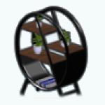 TheVault - Sphere Shelf