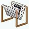 OfficePlaceDecor - Pocket Magazine Rack