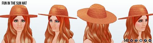 HeatAttack - Fun In The Sun Hat