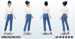 SpringTogether - Spring Breezing Outfit