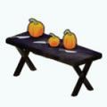 Decor - Pumpkin Carving Table