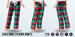 WarmByTheCoffee - Christmas Pajama Pants