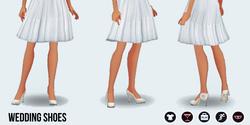 Bridal - Wedding Shoes