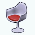 CafeRaffle - Midcentury Tulip Chair