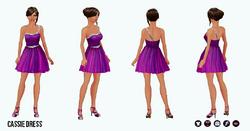 Prom - Cassie Dress