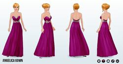 Venice - Angelica Gown