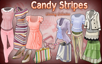 BannerCollection - CandyStripes