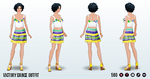 SummerGames - Victory Dance Outfit