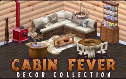 BannerDecor - CabinFever
