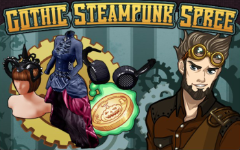 BannerGifting - GothicSteampunk