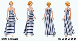 TheVault - Spring Reign Gown
