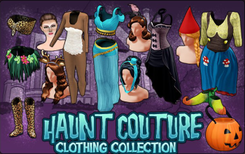 BannerCollection - HauntCoutureClothing