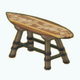 SurfsUp - Surfboard Bench